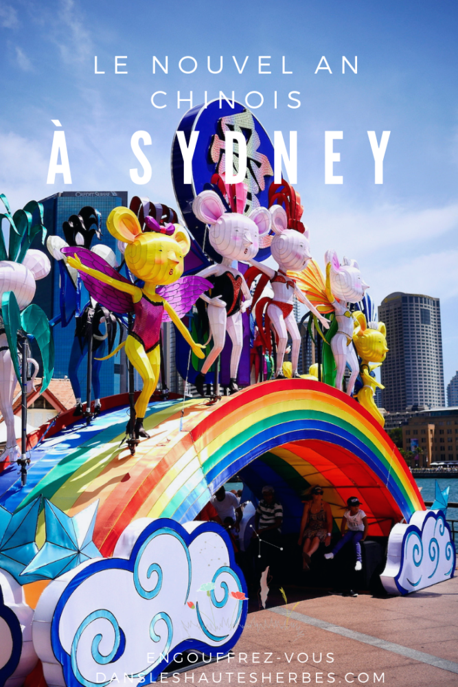 nouvel an Sydney voyage astrologie