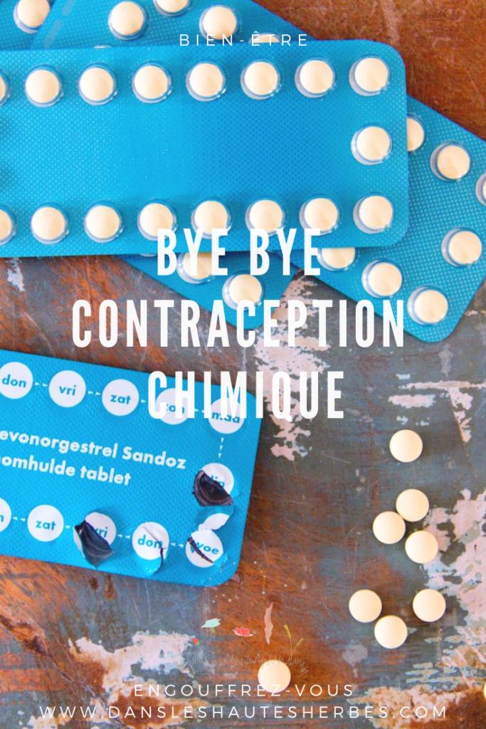 Arrêter ma contraception : soulagement et libération - Dans ...