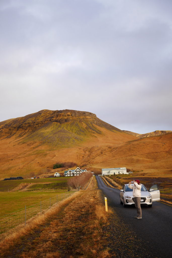 Islande fauve thème astral